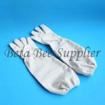 Bee protective gloves