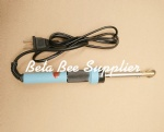 Electric heating wire embedder for beekeeper